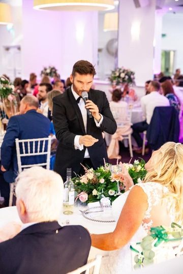 Music and DJs Michael Bublé Wedding Singer - Mikey JC 11