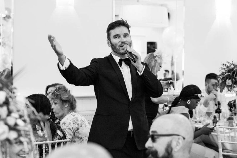 Music and DJs Michael Bublé Wedding Singer - Mikey JC 16