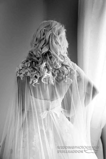 The bride - Photography By Bill Haddon