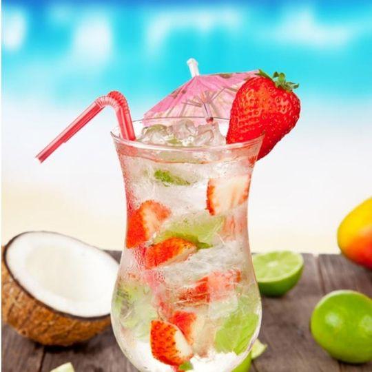 Cool, refreshing drink