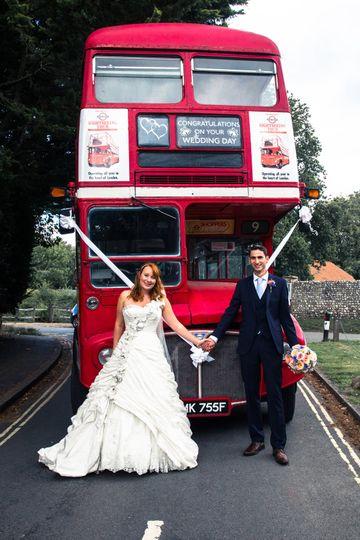Alex & Laura Brighton Wedding