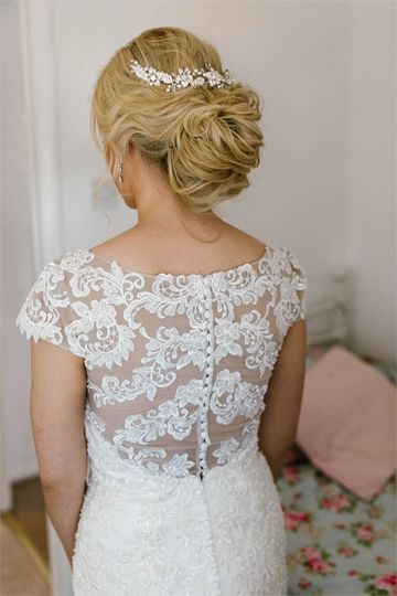 Destination Wedding Amanda Tironi Bridal Hair and Make-up 16