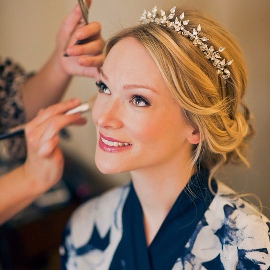 Destination Wedding Amanda Tironi Bridal Hair and Make-up 39
