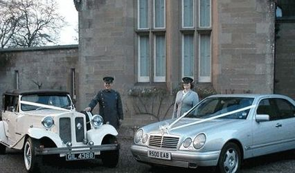 Barry's Bridal Classic Cars