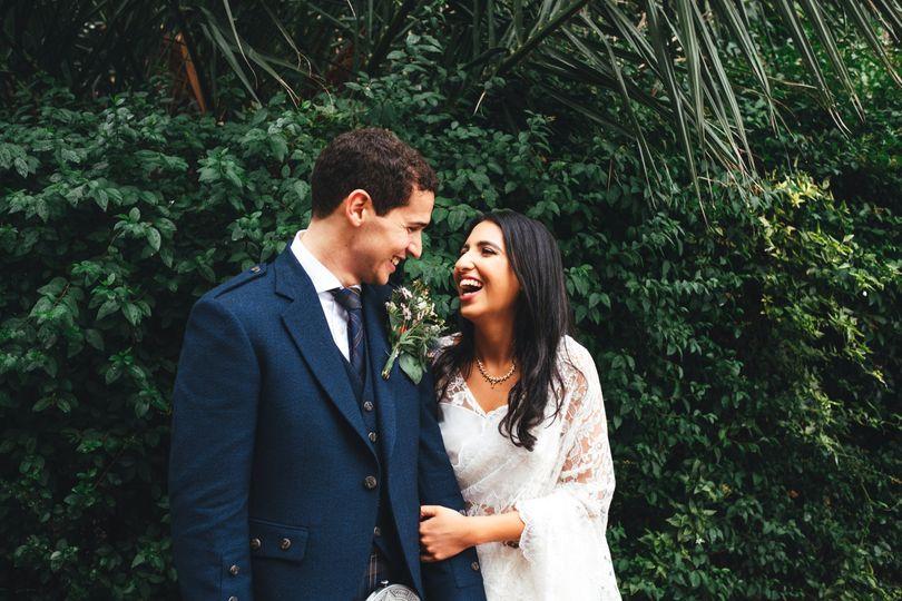 Humanist wedding by Nikki van der Molen