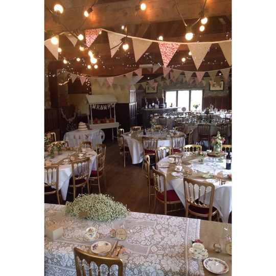 Tealby Wedding