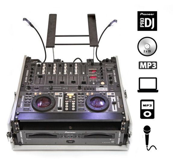 Pioneer Pro DJ Console