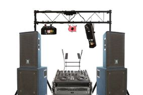 Party Power PA Hire Nottingham