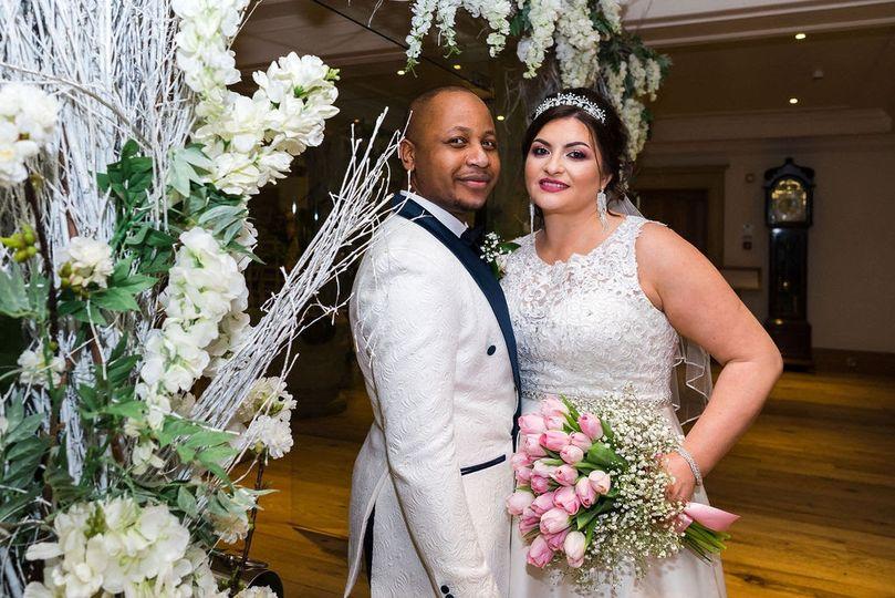 Mr & Mrs Chimhini