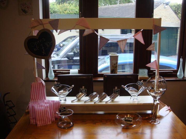 Sweetie Shop/Candy Bar Hire