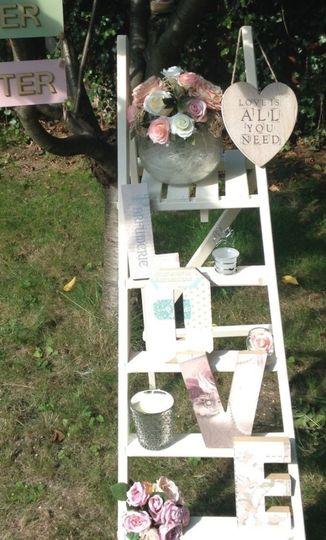 Ladder styling