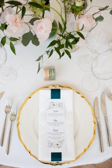 Wedding Set Up and Styling