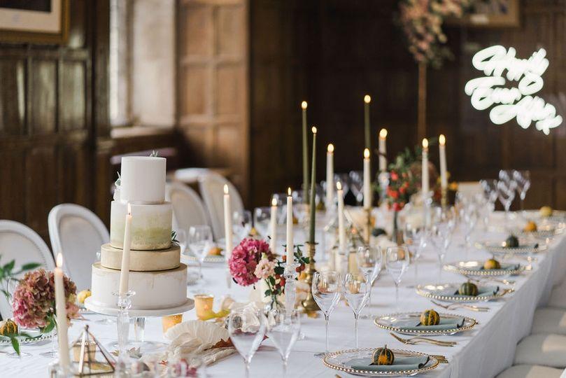 Wedding Stylist and Planner