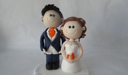HaPoly Ever Afters - Cake Toppers
