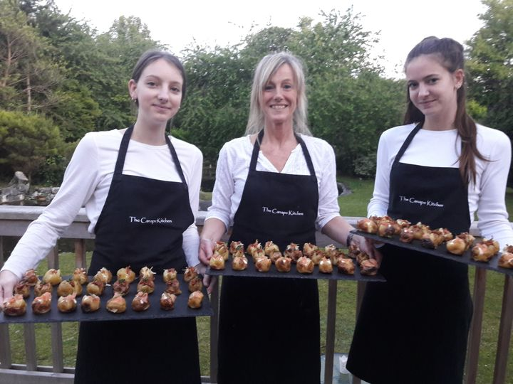 Catering The Canape Kitchen 46
