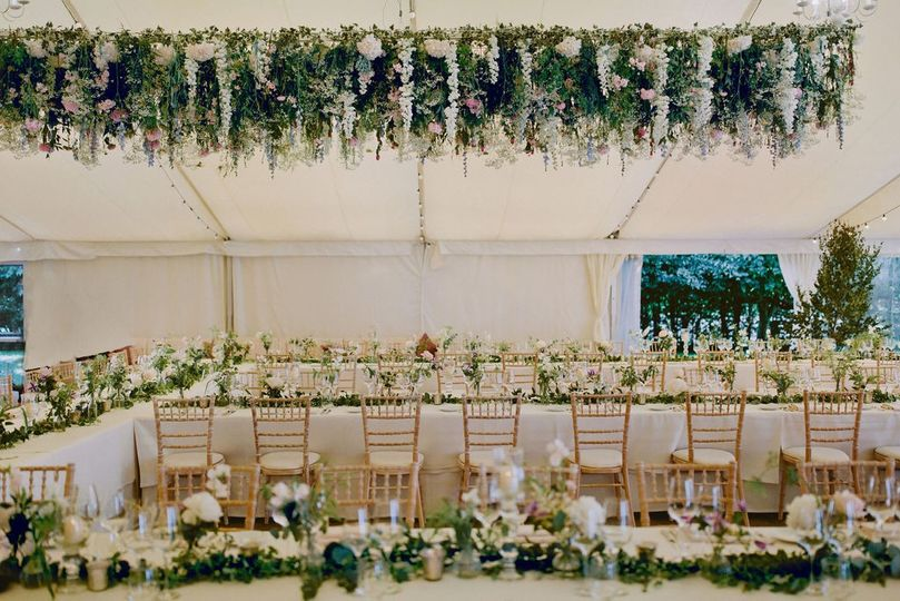 Beautiful floral designs