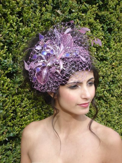 Ladies day Fascinator