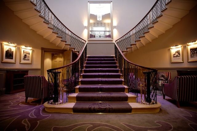 The Famous Staircase