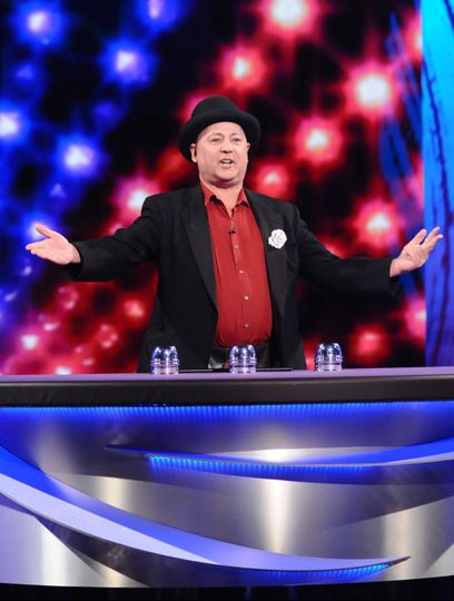 Gazzo-magician on ITV