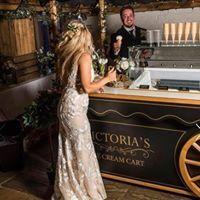 Victoria's Ice Cream Cart