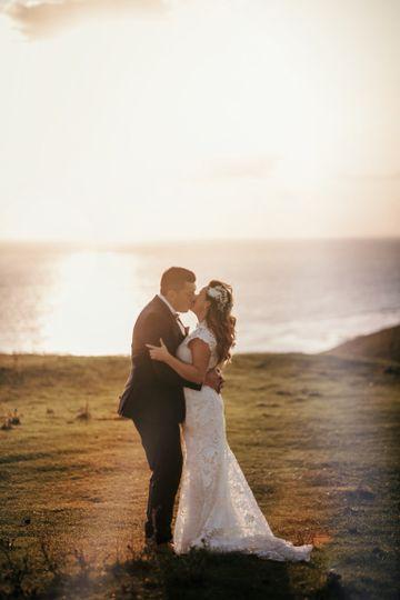Photographers Fox Photography Cardiff - Sunset moments