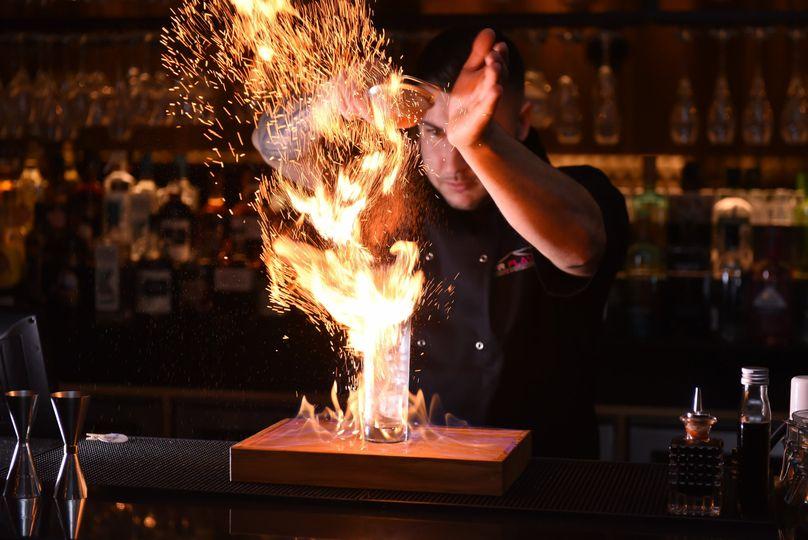 Mr Flavour Cocktail: Kasai