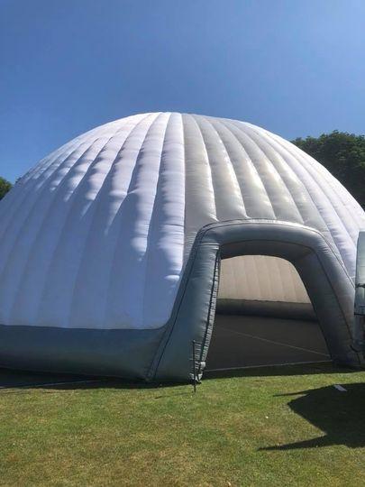 14 metre dome