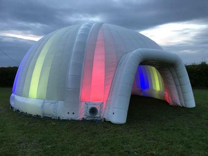 10 metre dome