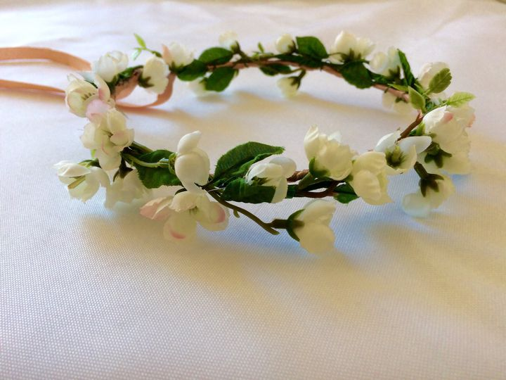 Flowercrowns made to size
