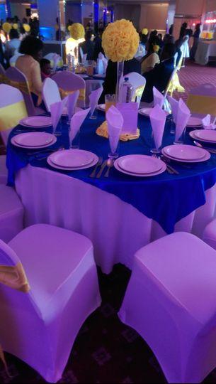 Wedding reception decor 5