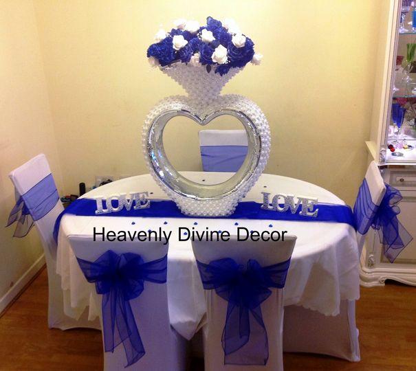 Wedding reception decor 3