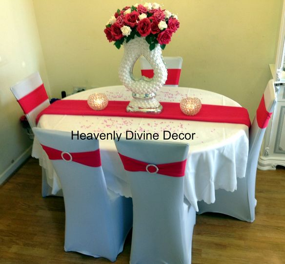Wedding reception decor 6