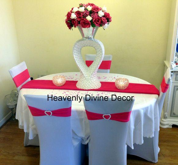 Wedding reception decor 2