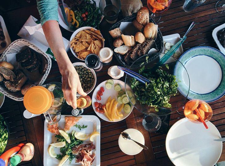 foodiesfeed com summer barbeque feast 4 142146