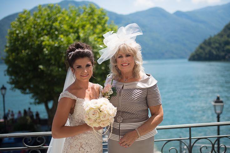 Danielle - Lake Como