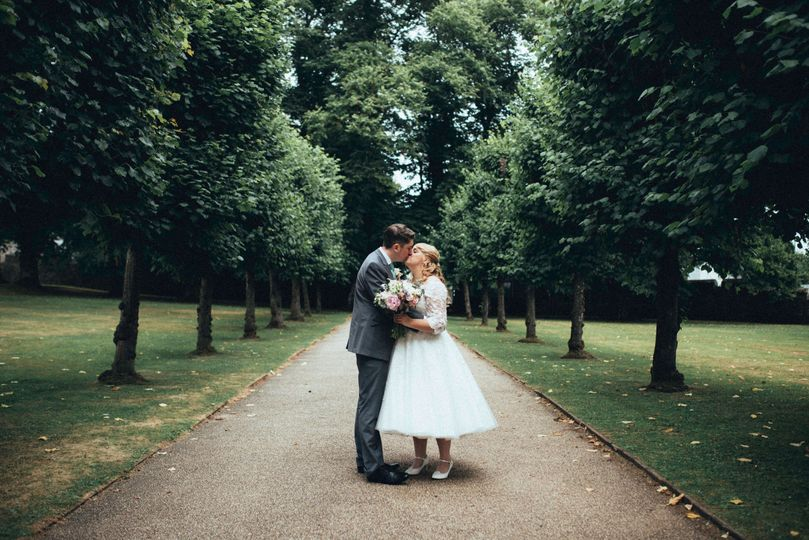 Joshua Rhys Photography - Woodland wedding