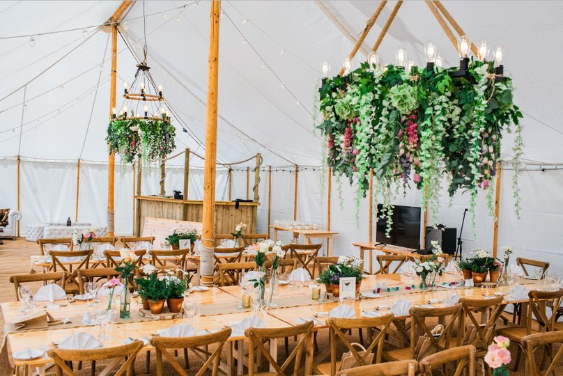 Marquee & Tipi Hire The Unique Tent Co 15