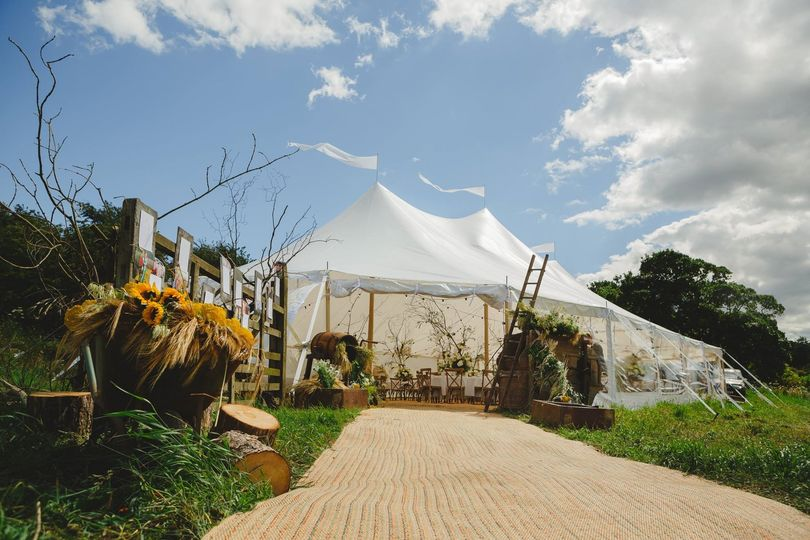 Marquee & Tipi Hire The Unique Tent Co