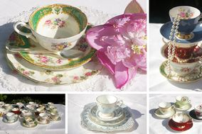 Just Lovely Vintage China Hire