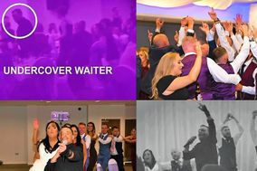 Singing Waiters, Mini Band,Wedding DJ & MC Selfie Mirrors, Confetti Cannons From £495