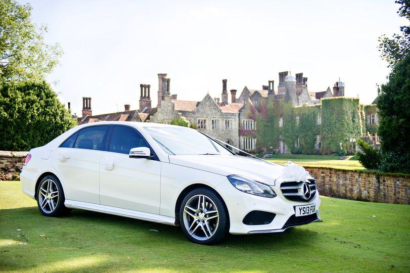 Arrive in style and luxury