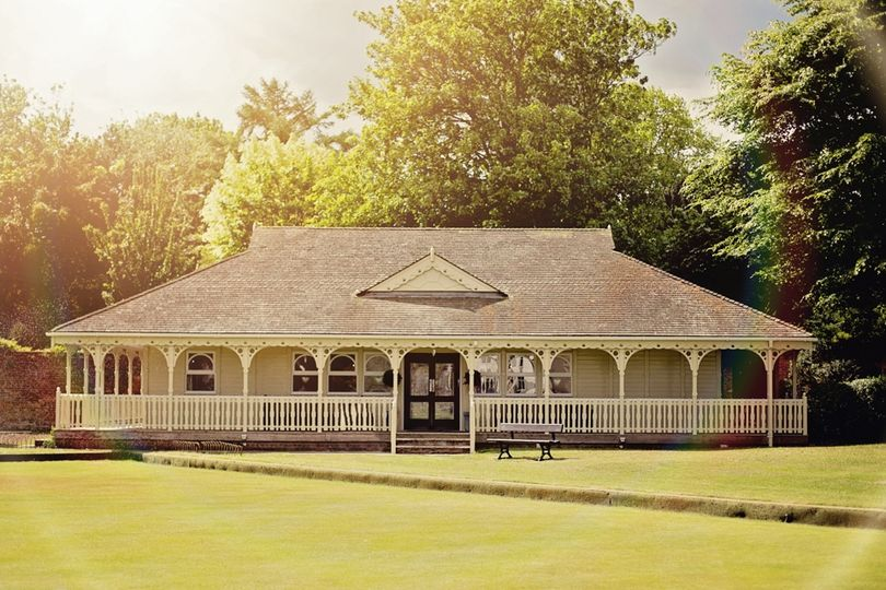 The Pavilion for your ceremony
