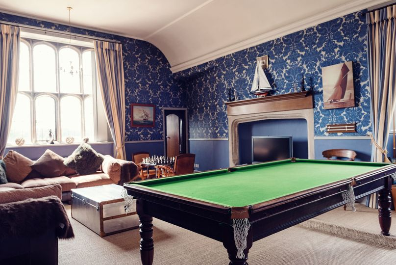 Hengrave Hall Boys Rooms