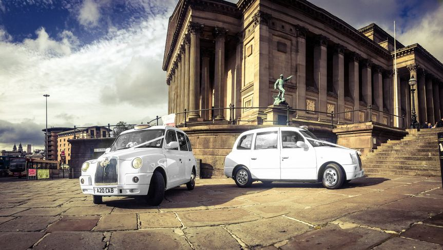 Our modern taxis in Liverpool
