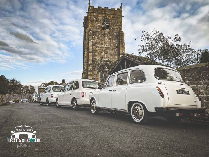 Cheshire wedding cars & taxis