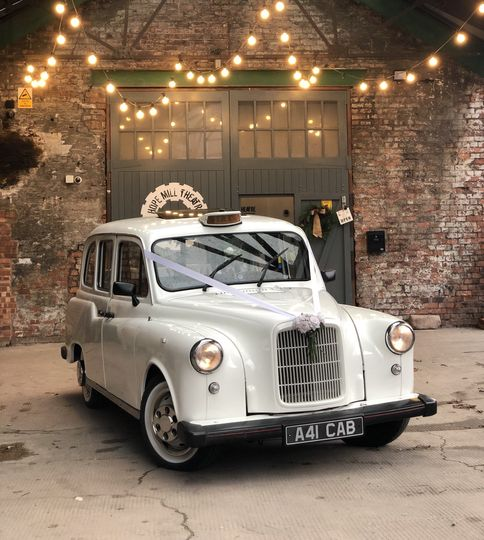 Cars and Travel iDoTaxi Wedding Cars & Taxis 5