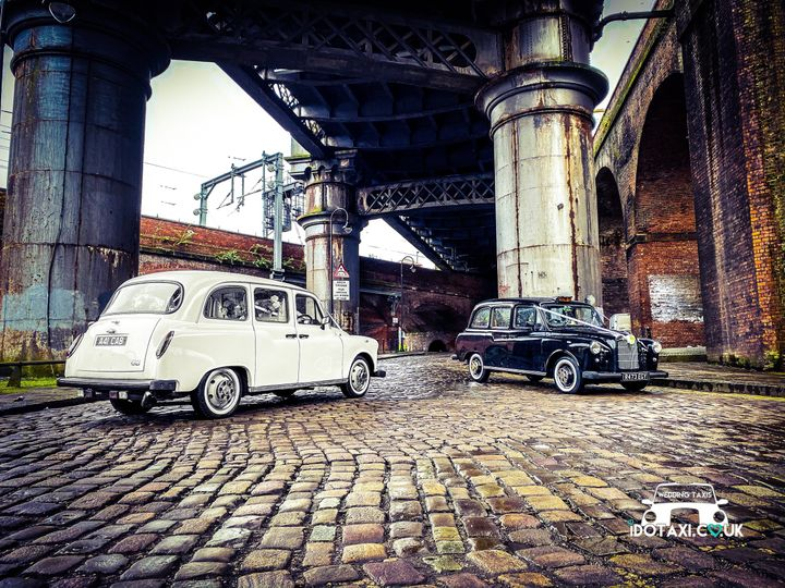 Cars and Travel iDoTaxi Wedding Cars & Taxis 8