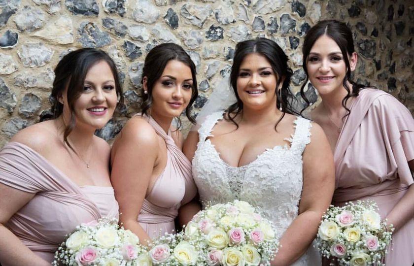 Bridal/Bridal Party Makeup
