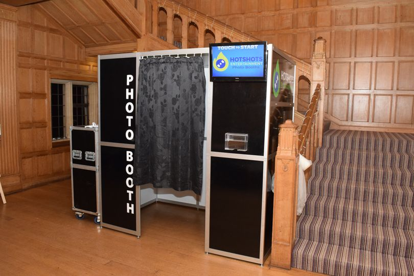 Photo booth Coombe Lodge