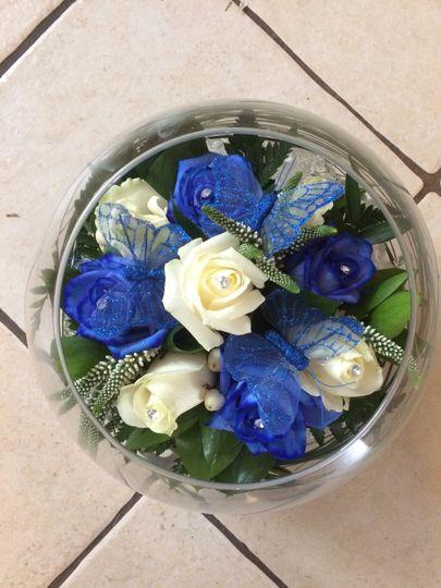 Fishbowl arrangement